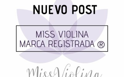 MISS VIOLINA (By MJ) YA ES MARCA REGISTRADA